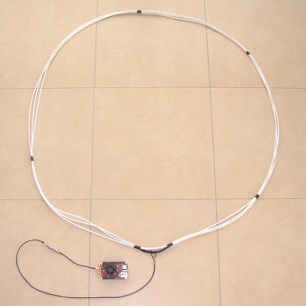 Wideband antenna